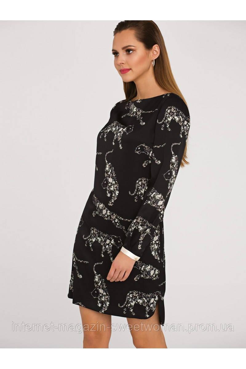 Сукня пантера Lame de Femme