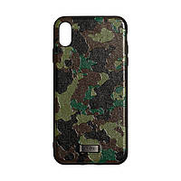 Чехол Kajsa Military for Apple Iphone Xs Max, фото 1