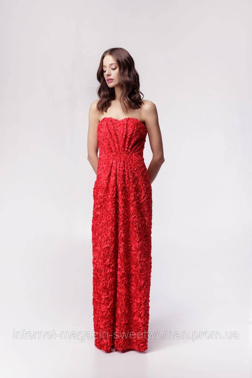 Червона сукня Verezhik house