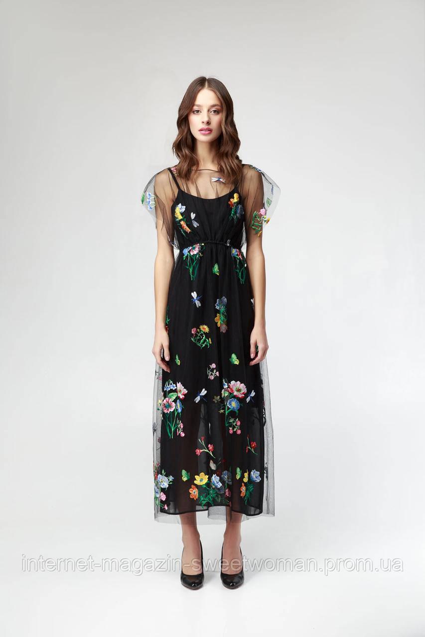 Сукня вишивка VH
