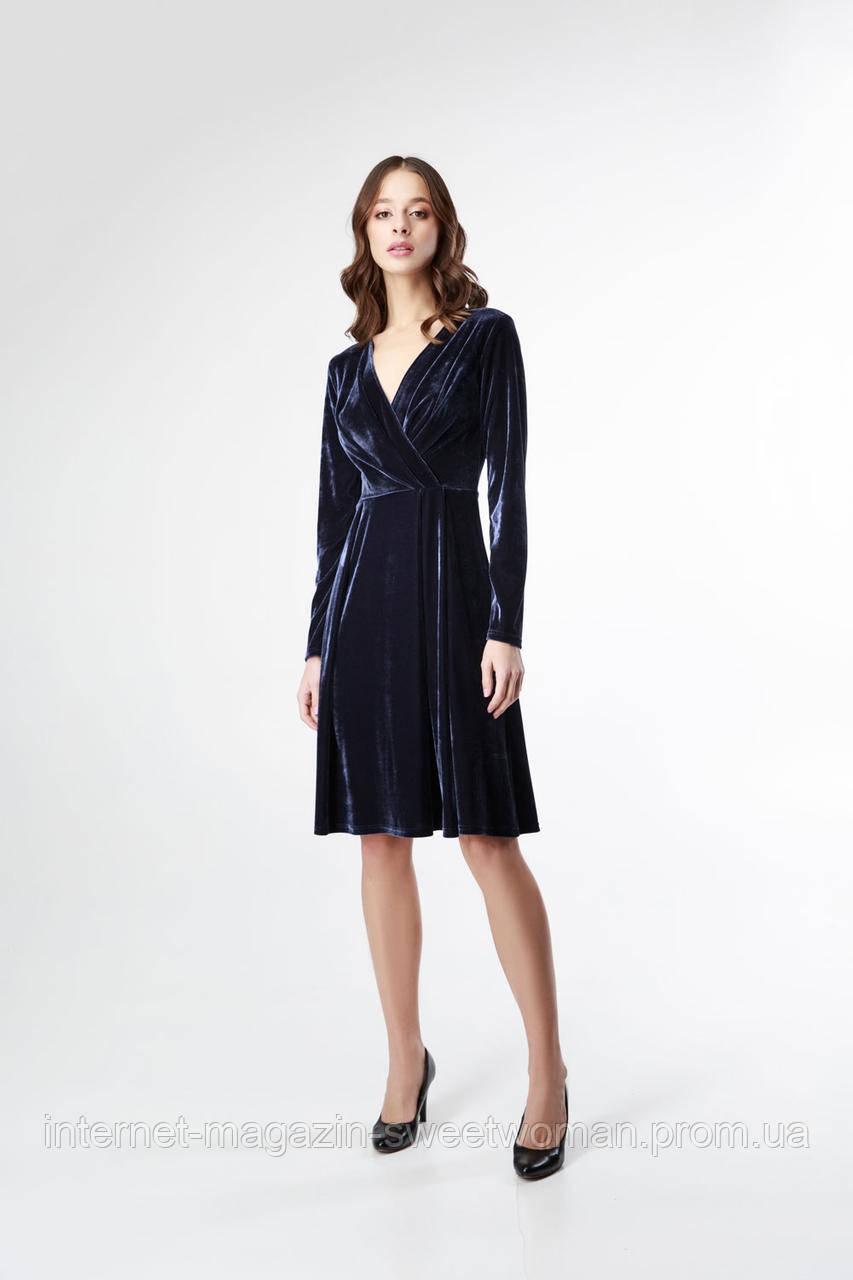 Сукня синя VH