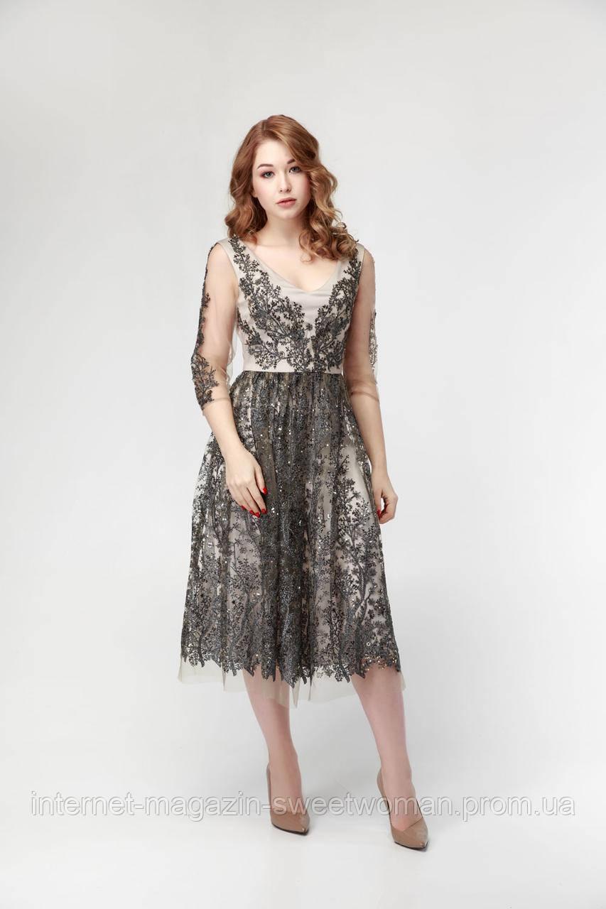 Елегантна сукня VH