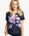 Блуза Loredo синя P&V, фото 2
