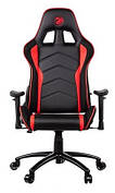 Игровое кресло 2E GC25 Черный/ Красный
