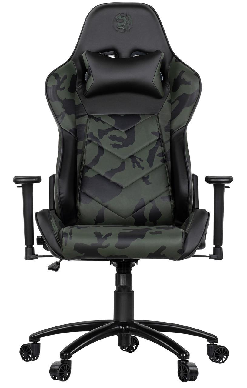 Ігрове крісло 2E GC22 Камуфляж