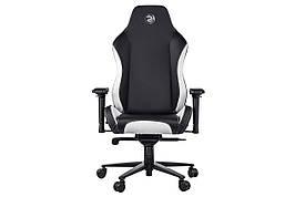Игровое кресло 2E GC24 Черный/ Белый