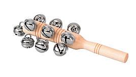 Музыкальный инструмент Goki Колокольчики на ручке (15280G)