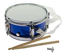 Музыкальный инструмент Goki Барабан Синий (14015)