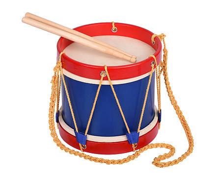 Музичний інструмент Goki Барабан парадний (61929G), фото 2