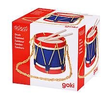 Музичний інструмент Goki Барабан парадний (61929G), фото 3