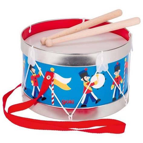 Музыкальный инструмент Goki Барабан (61895G), фото 2