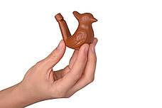 Музичний інструмент Goki Свистулька глиняна Самець (15230G-1), фото 2