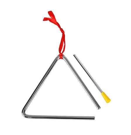 Музыкальный инструмент Goki Треугольник большой (61981G), фото 2