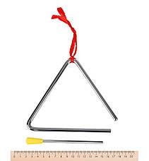 Музичний інструмент Goki Трикутник великий (61981G), фото 2