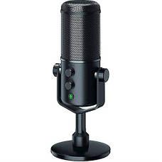 Мікрофон Razer Seiren Elite Чорний (RZ19-02280100-R3M1), фото 2