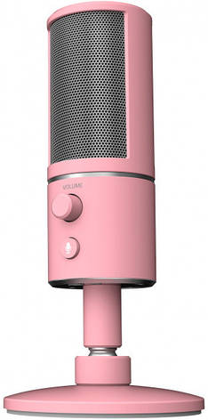 Мікрофон Razer Seiren X Quartz Рожевий (RZ19-02290300-R3M1), фото 2