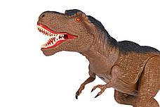 Динозавр Same Toy Dinosaur World Тиранозавр Коричневий (RS6123Ut), фото 3