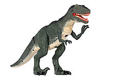 Динозавр Same Toy Dinosaur World Тиранозавр Зелений (RS6124Ut), фото 2