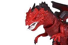 Динозавр Same Toy Dinosaur Planet Дракон Червоній (RS6139AUt), фото 2