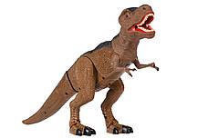 Динозавр Same Toy Dinosaur Planet Тиранозавр Коричневий (RS6123AUt), фото 2