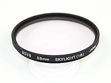 Светофильтр Hoya HMC Skylight 1B 58mm комиссия / в магазине
