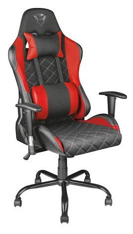 Игровое кресло Trust GXT707R Resto Красный, фото 2