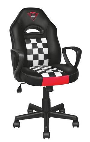 Игровое кресло Trust RYON Junior Черный, фото 2