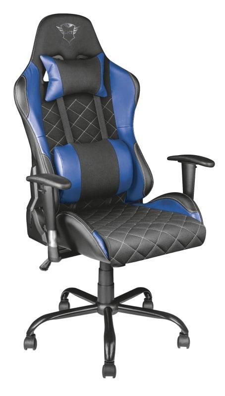 Игровое кресло Trust GXT707 Resto Синий