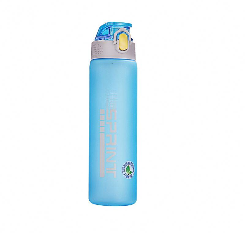 Пляшка для води CASNO 750 мл KXN-1226 Блакитна