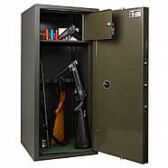 Оружейный сейф NTR 100LGs/K5, фото 2