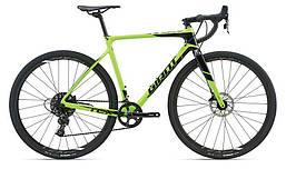 Велосипед для циклокросса Giant TCX ADVANCED SX neon green M (GT)