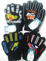 Перчатки AURA.VIA для мальчиков, размеры 4/6  лет, арт. 095