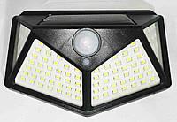 Универсальная LED лампа CL 100 с солнечной панелью и датчиком движения
