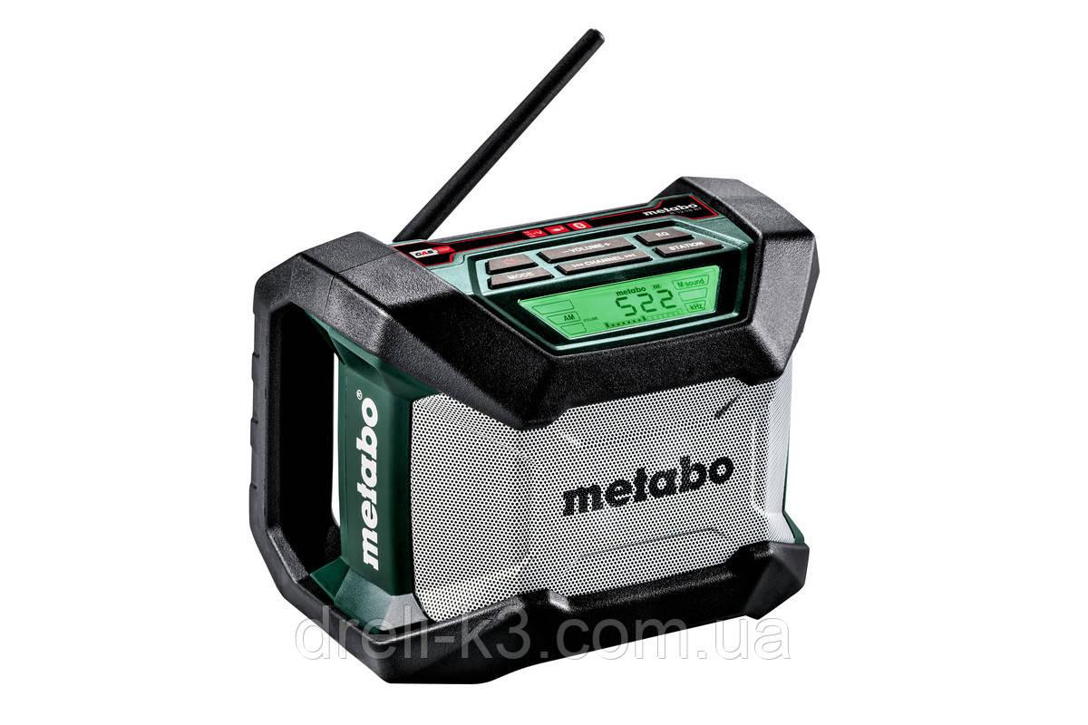 Аккумуляторный Радиоприёмник Metabo R 12-18 BT (600777850)