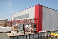 Быстровозводимые металлоконструкции (ангары) – решение всех задач складского хозяйства