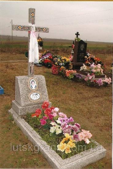 Встановлення пам'ятників в Луцькому районі