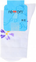 Детские носки для девочки Rewon Польша 101002 Сиреневый