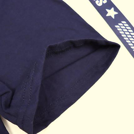 26677 Шорты трикотажные черные кулир тм Katty размер 64,68, фото 2