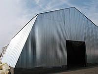 Строительство шатровых ангаров