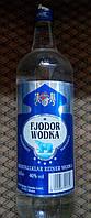 Немецкая водка Федор / Fjodor Vodka 1л 40%