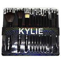 Набор кисточек для макияжа  KYLIE (набор из 12 шт)
