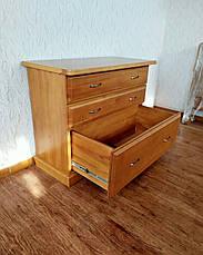 """Комод для спальни из массива натурального дерева от производителя """"Конго - 1"""", фото 3"""