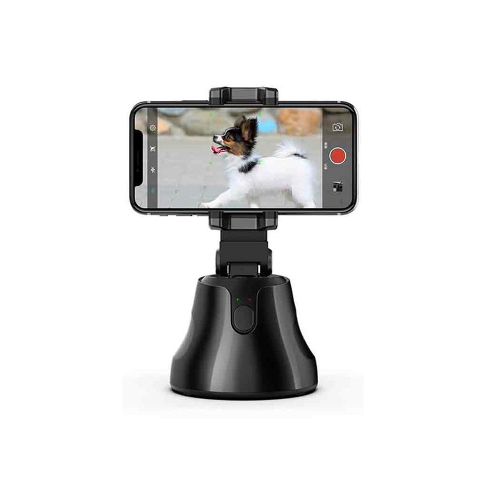 Телефонний смарт-штатив Assa Robot-Cameraman для блогерів Чорний