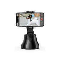 Телефонний смарт-штатив Assa Robot-Cameraman для блогерів Чорний, фото 1