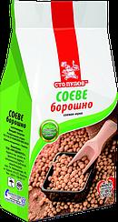 Мука соевая Сто Пудов™ (300 грамм)