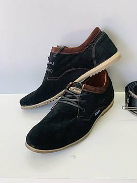 Туфли мужские осенние / Повседневные мужские туфли