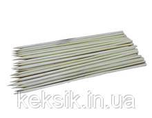 Деревянные палочки для пряников 30 см*90 шт