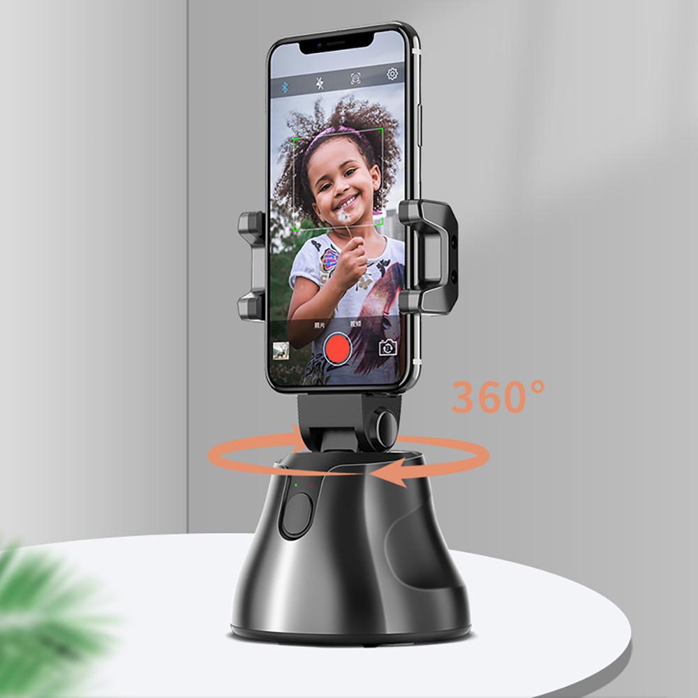 Смарт держатель смартфона Apai SMART 360° с датчиком слежения (движения) штатив для блогеров