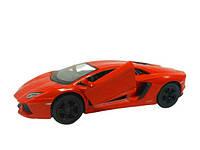 Детская машинка Lamborghini LP700-4 метал 1:36 оранжевый