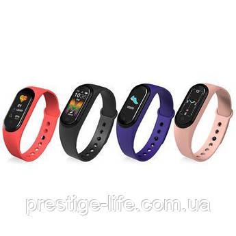 Умный фитнес браслет Smart Band M5 (разные цвета)
